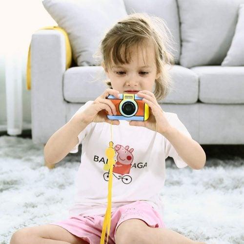 Cámaras-niños-infantiles-fotográficas-fotos-juguetes-regalo-equipo fotográfico