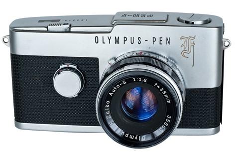 historia-cámaras-fotografía-olympus-pen-sistema