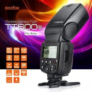 Godox-TT600S-GN60-Cámara-Flash-Speedlite-de-2.4G-para-Sony-MI-Cámara-de-Zapata-Caliente-TT600S-con-NAMVO