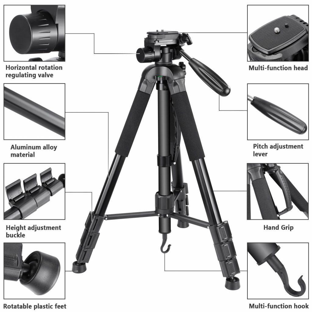 partes-trípode-cámara-fotografía