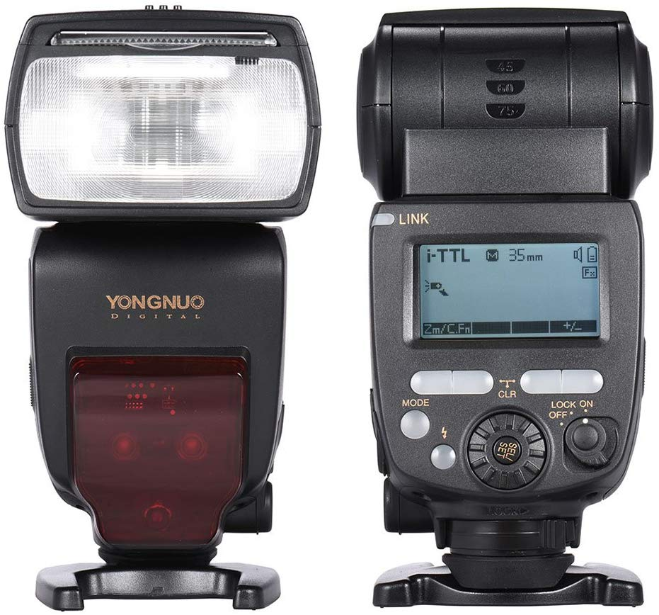 flash-externo-speedligth-YONGNUO-YN685-TTL-HSS-1/8000s-GN60-Flash-Nikon