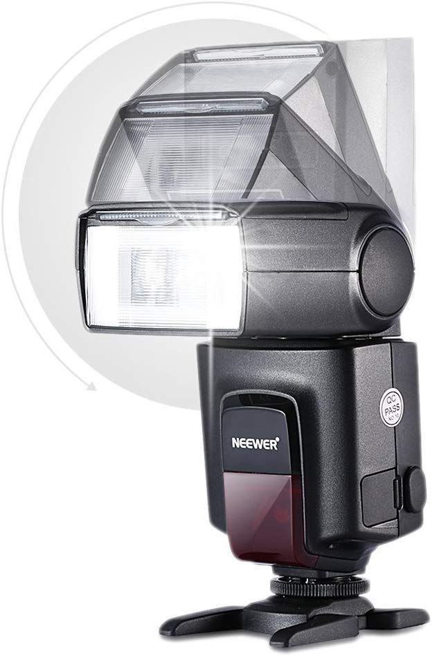 Neewer-TT560-cabezal-pivotable-rotación-flash-fotos
