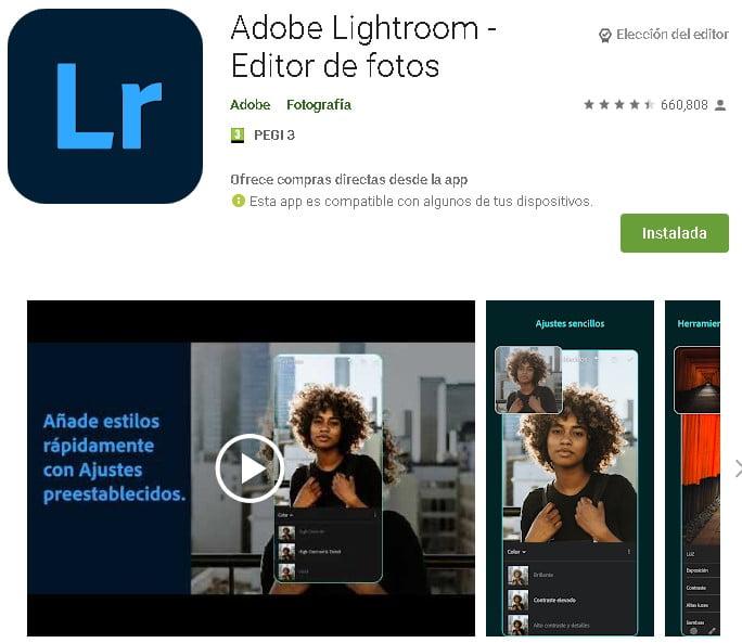 adobe-ligthroom-aplicación-app-móvil-gratis-edición-fotos