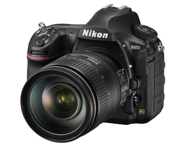 cámara-réflex-profesional-nikon